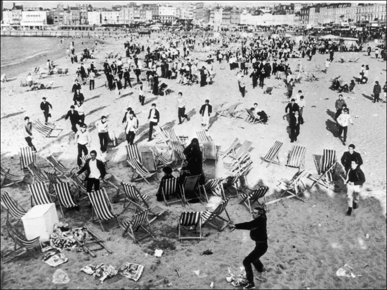 mods and rockers brighton. mods and rockers brighton.