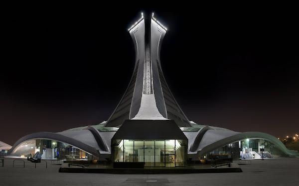 Estadio Olympico de Montreal