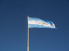 Nuestra Bandera en el Polideportivo