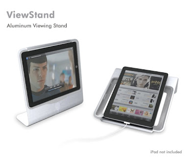 ViewStand ipad 1 MacAlly ViewStand iPad : Support Design (images)