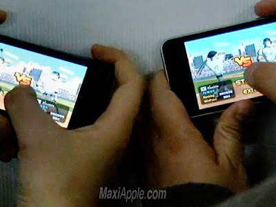 homerun iphone Homerun Battle 3D Multijoueurs entre iPhone et Android (video)