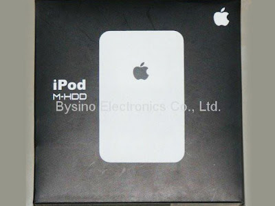 iPod M HDD 2 iPod M HDD : 1er Disque Dur 2.5 Apple ?! (video)