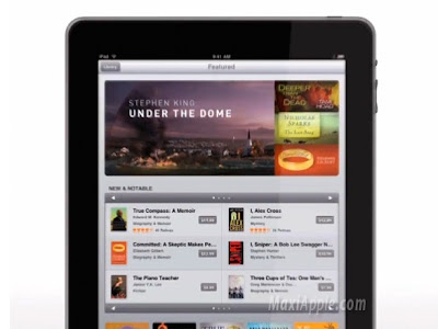 apple ipad ibook 1 Prix des eBook sur iPad ?! (images)
