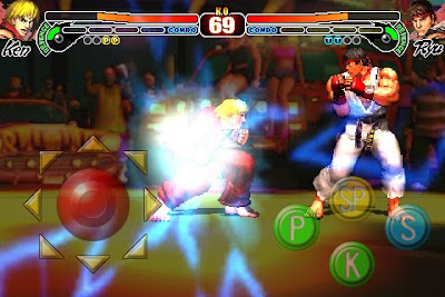 street fighter iphone 2 Street Fighter IV iPhone : Disponible (video)