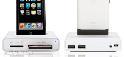 griffin simplifi 2 Griffin Simplifi : Un Dock Multifonction