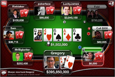02 Live Poker iPhone : 15 Excellents Jeux Gratuits