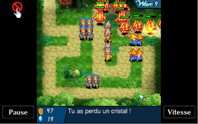03 Crystal Defender Lite 15 Excellents Jeux iPhone iPad iPod Touch (Gratuits)