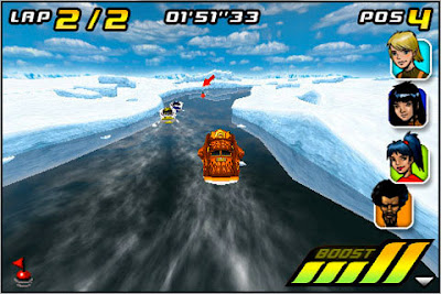 07 Powerboat Challenge Lite iPhone : 15 Excellents Jeux Gratuits