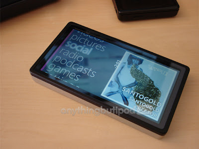 touch zune 4 Zune Touch : iPod Touch by Microsoft (images)