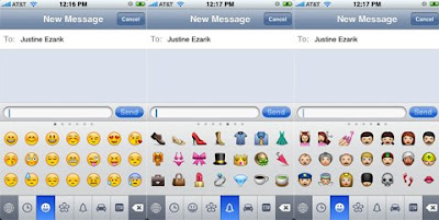 iphone icons ijustine iPhone : Activez Les Emoji sans Jailbreak (video)