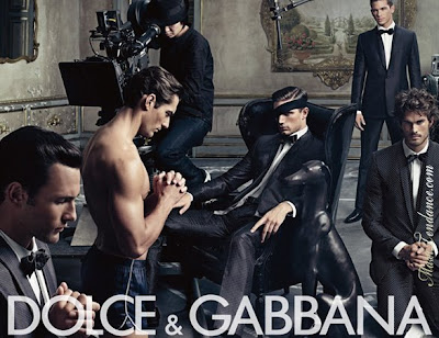 dolce & gabbana:collection homme printemps/été 2009 dg_ss09c