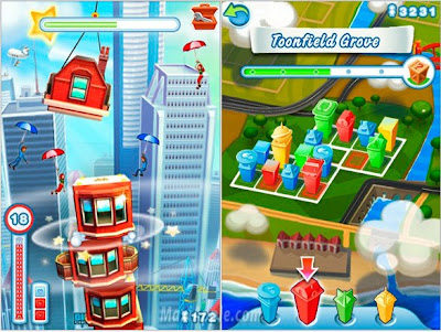 tower bloxx iphone Tower Bloxx Deluxe 3D iPhone : Excellent Jeu (gratuit)