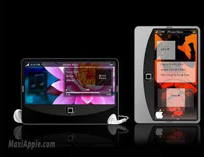 iphone concept 9 iPhone 3 : 10 Excellents Concepts (images)