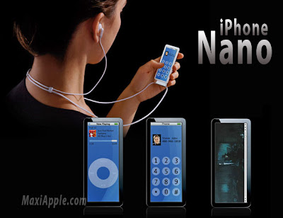 iphone concept 2 iPhone 3 : 10 Excellents Concepts (images)