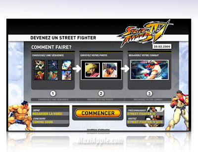 you streetfighter2 Street Fighter IV : Devenez le Hero (video)