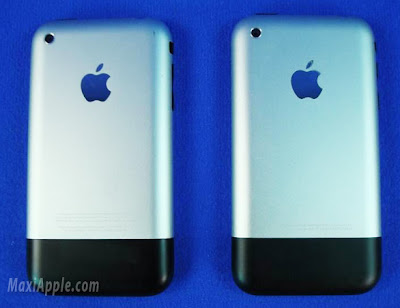 iphone proto 1 iPhone EDGE : 2 Prototypes sur eBay (images et video)