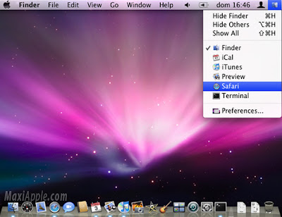 MultiXFinder osx X Assist et MultiXFinder OSX : Selecteurs dApplications (gratuit)