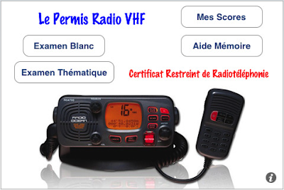 permis radio iphone - Permis Cotier et Fluvial 2009 sur iPhone (gratuit)