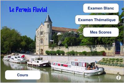 permis fluvial iphone - Permis Cotier et Fluvial 2009 sur iPhone (gratuit)