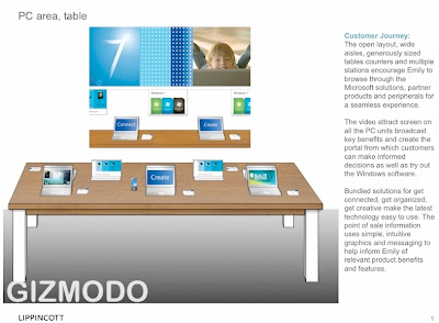 msft familiar setup store Des Apple Stores Chez Microsoft (images)