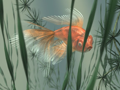 fish Art of Illusion OSX : Modelisation 3D Pro (gratuit)