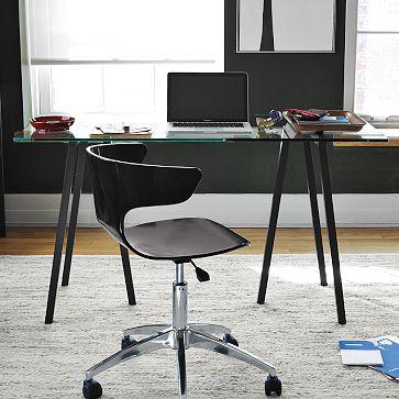 Luxury Desks Sawhorse Desk
