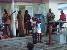 children performing