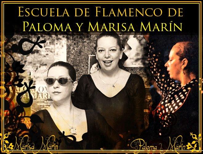 Escuela de Flamenco de Paloma y Marisa Marín