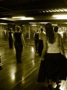 Salón de Clase de Flamenco