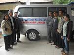 Mobil Pelayanan Kesehatan Diakonia