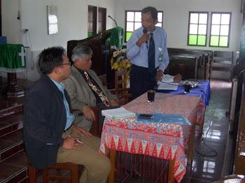 Diakonia dan Jamsostek Distrik Toba