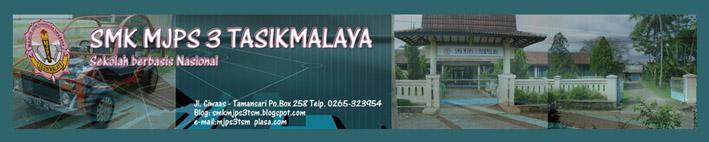 SMK MJPS 3 TASIKMALAYA