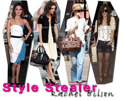 Rachel Bilson Fashion Style Guide on Style Make Rachel Bilson One Of Our Fashion Favorites When Spotted