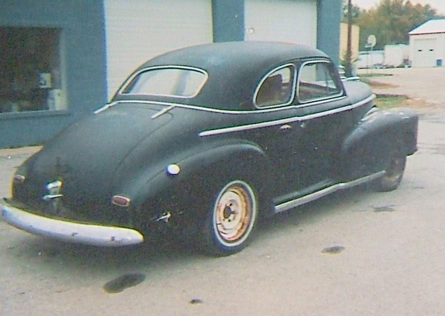 barn find journal 1946 chevy fleetline project car for sale. Black Bedroom Furniture Sets. Home Design Ideas