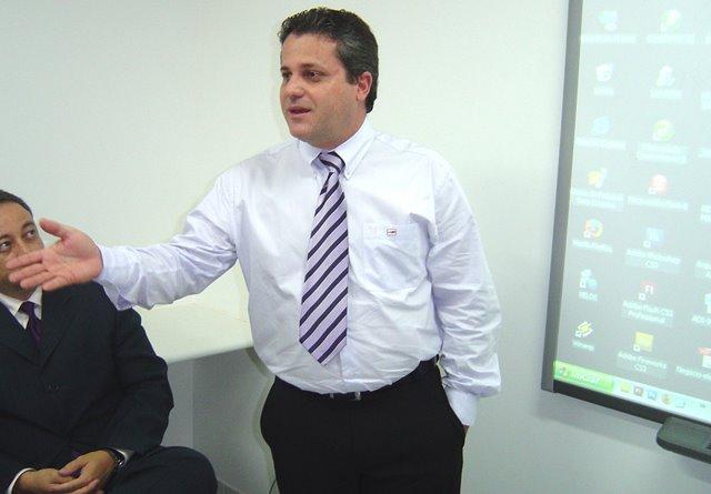 TADEU MURITIBA-DIRETOR PRESIDENTE DA FAPEAL
