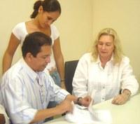 PETRUCIO BANDEIRA - PRESIDENTE DO PORTO DE MACEIÓ