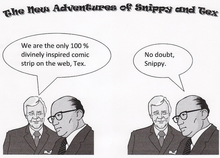 The New Adventures of Snippy and Tex