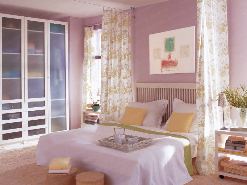 lavender hue is sure to make your seaside home extra special