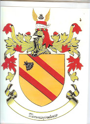 Tracy Coat of Arms