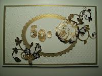 Carterie et autres projets 50e anniversaire de mariage for 50e anniversaire de mariage