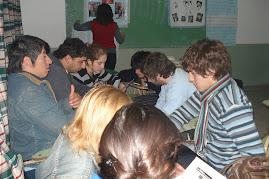 2009: estamos iniciando nuestras prácticas