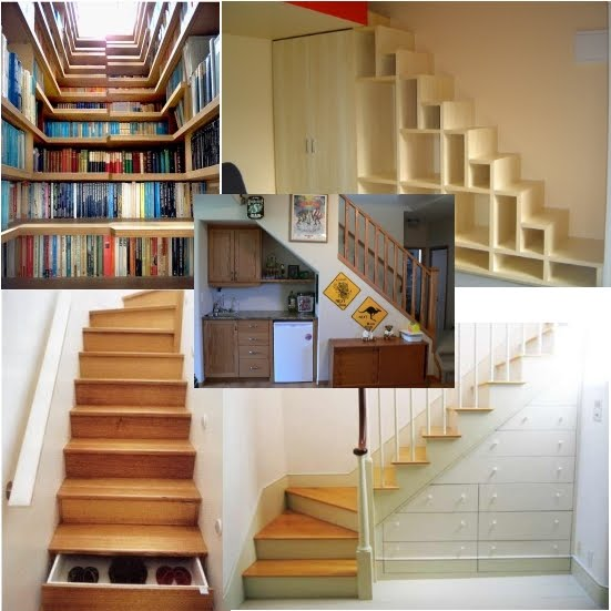 Rudy dewanto ruang bawah tangga - Stairs in a small space model ...