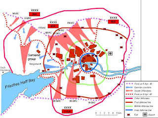 El asedio de Kognisberg
