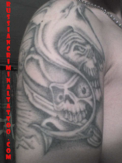 Russian mafia tattoo for Russian mafia tattoos