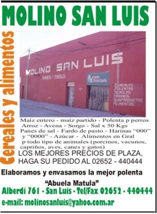 Molino San Luis