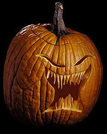 Pumpkin Carving Patterns