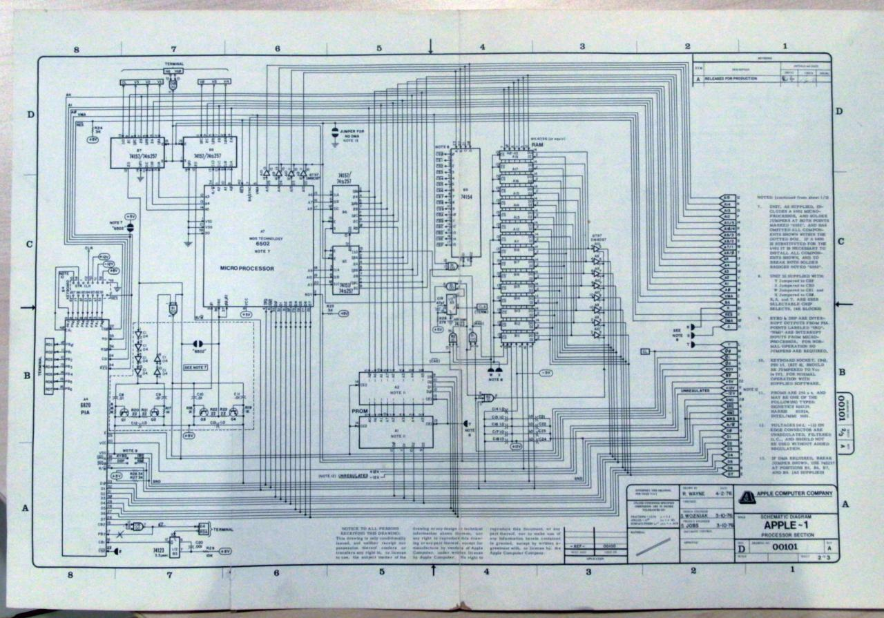 a1manual schematic apple 1 schematic readingrat net wiring diagram for apple tv at crackthecode.co