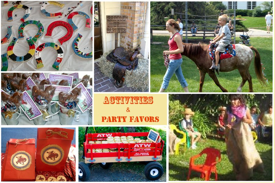 Stacey wanted a Horse Themed Birthday party for her daughter who is ...