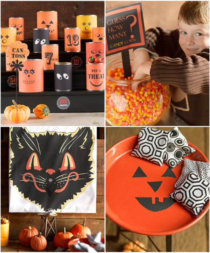 Halloween Carnival Party - Celebrations at Home