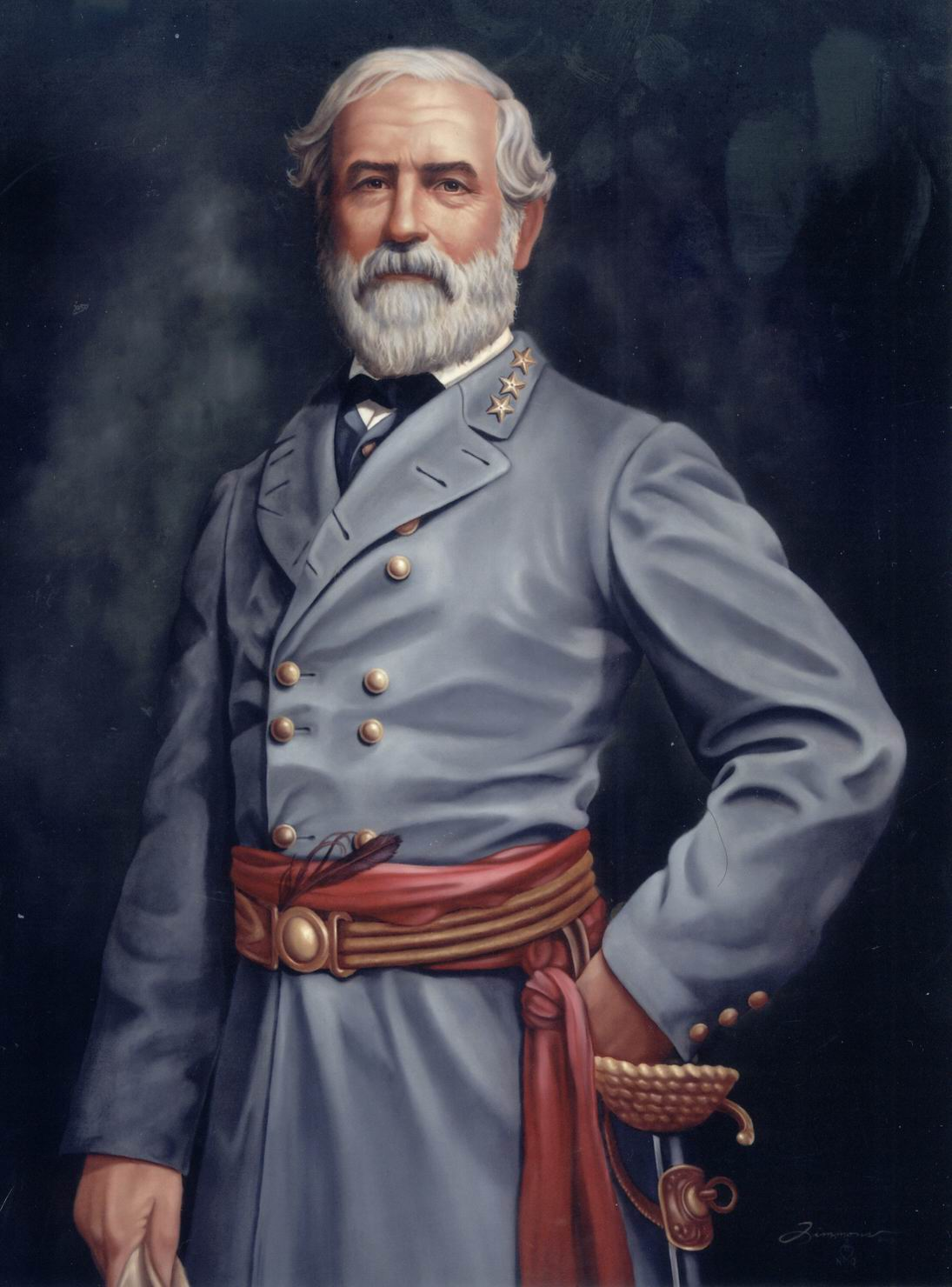 single men in robert lee Robert e lee in uniform  the men looked up to lee because of his splendid bearing,  1862 - in the bloodiest single day of the war,.